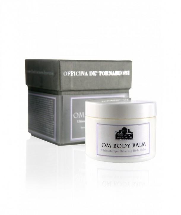 OM Body Balm - Ultimate spa Relaxing body balm