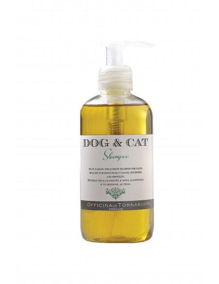 MULTI-TASKING TREATMENT SHAMPOO - DOG & CAT 250 Ml.