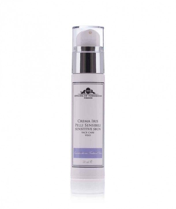 Crema Iris Pelli Sensibili- Sensitive Skin Cream