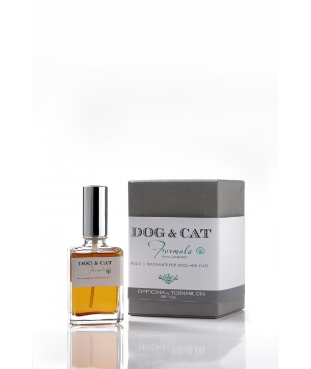 HOLISTIC FRAGRANCE - DOG & CAT