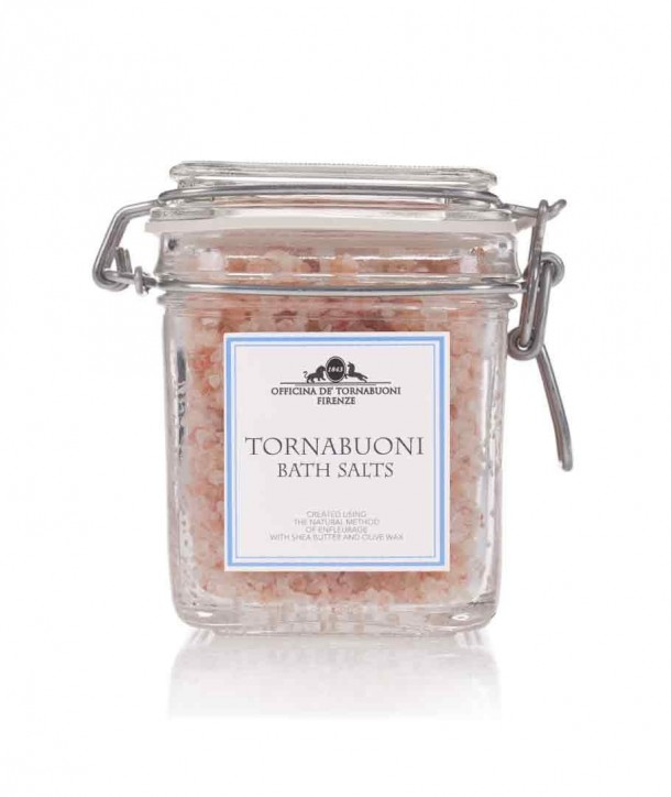 Tornabuoni Bath Salt - Iris Royal.
