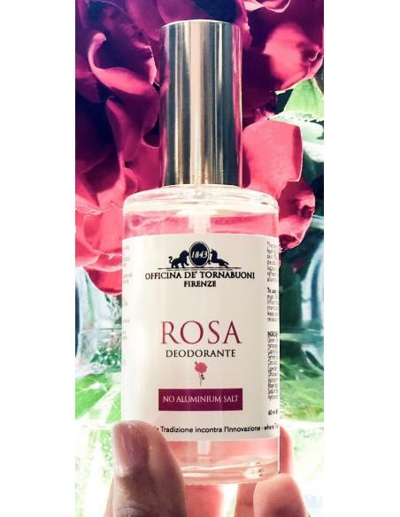 Deodorante Rosa