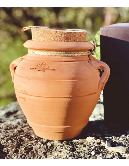 Etrusco Pot Pourri Jar