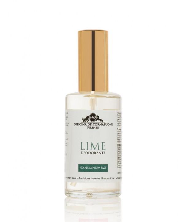 Deodorante Lime
