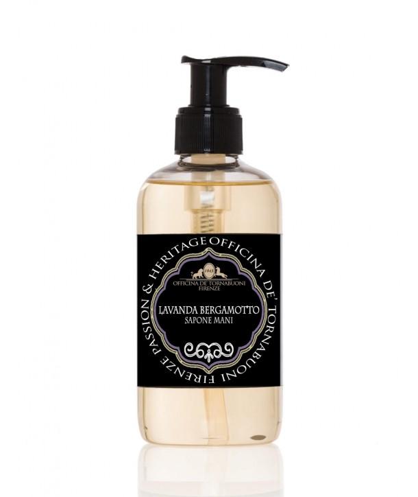 Hand soap- Lavender & Bergamot
