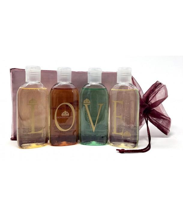 LOVE . Confezione 4 x 110 ml