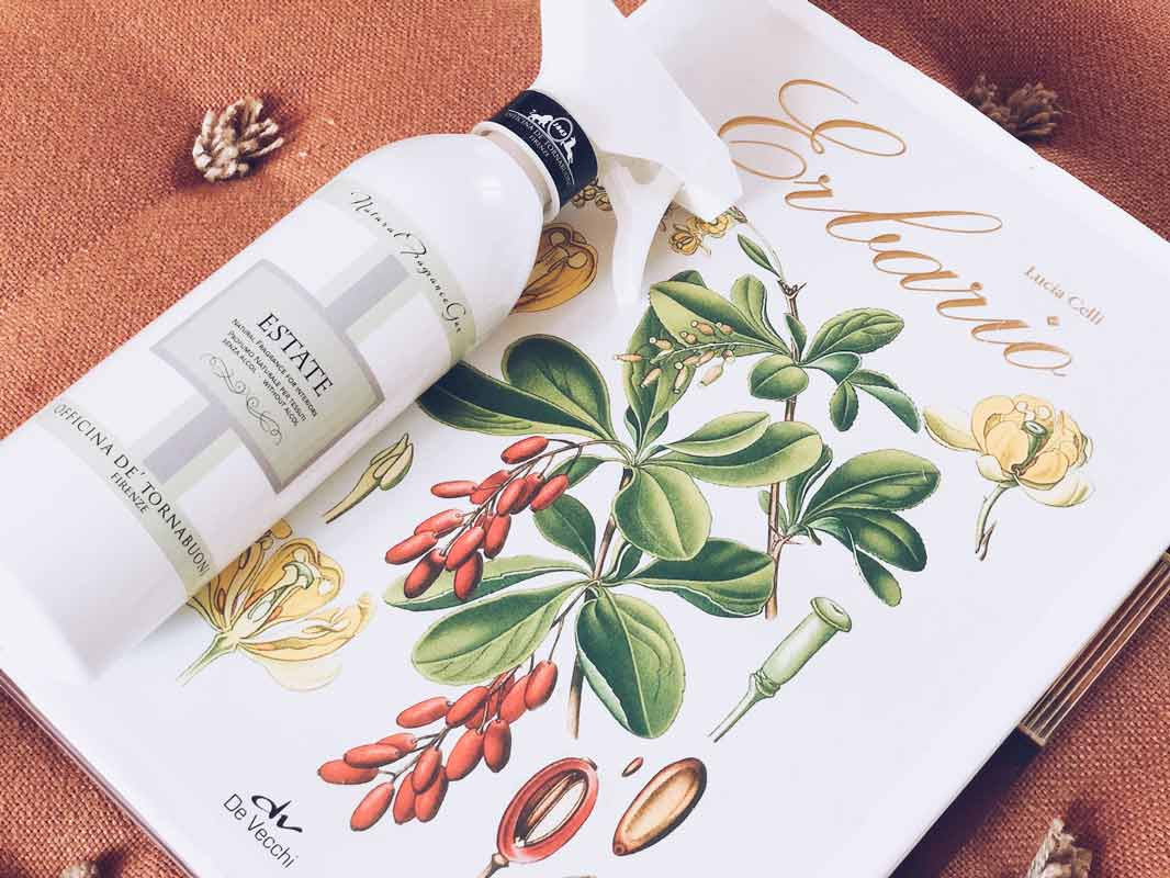 Natural fragrances for your home and textiles